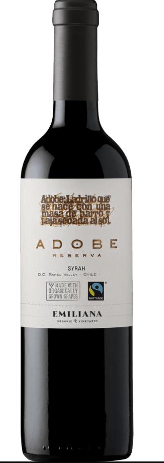 Adobe Syrah Reserva 2016 | Wein Fair & Bio