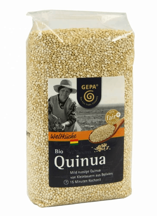 Quinoa Bio Weiß 500gr von GEPA