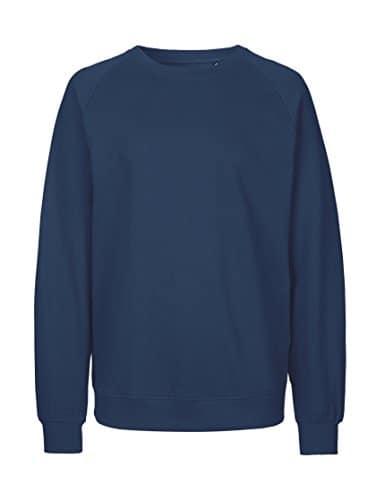 Sweatshirt Navyblau Fairtrade